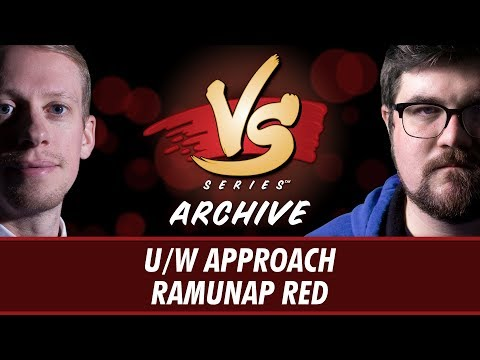 9/29/17 - Stevens VS. Brad: U/W Approach vs Ramunap Red [Standard]
