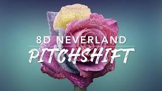 8D Neverland — Zendaya | PitchShift