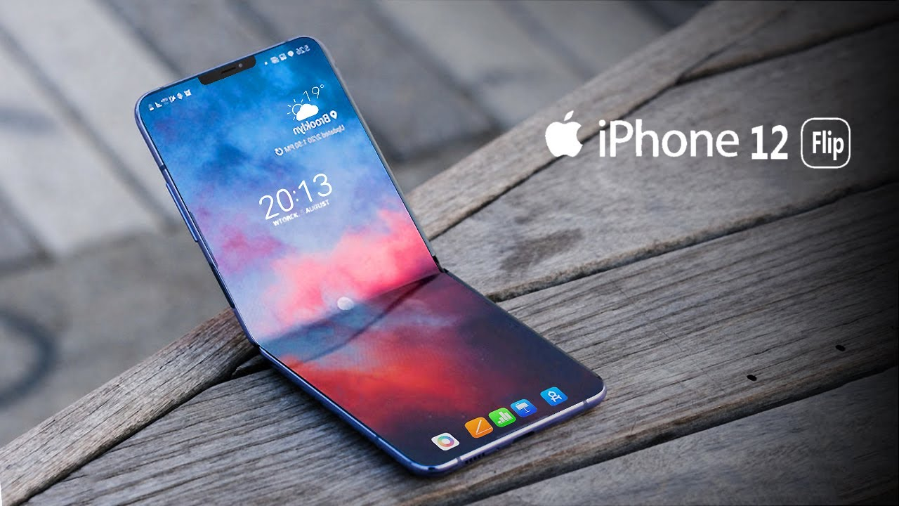 iPhone 12 Flip (2020) – OMG!!