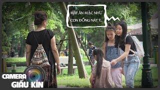 Ứa Nước Mắt Cảnh Rich Kid Khinh Bạn Nghèo | KỸ NĂNG SỐNG | Camera giấu kín