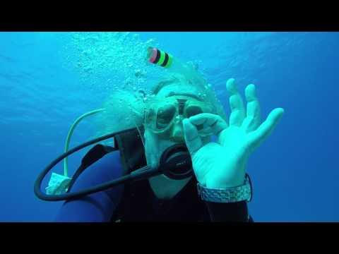 Grand Cayman March 10 2017 Sarah Matt First Dive