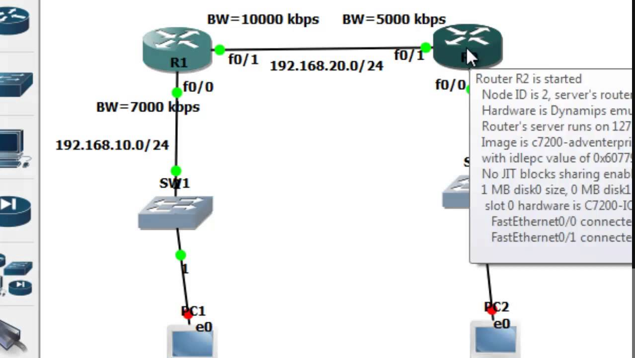 OSPF Cost Calculation and Configuring Bandwidth/ip ospf cost/reference  bandwidth