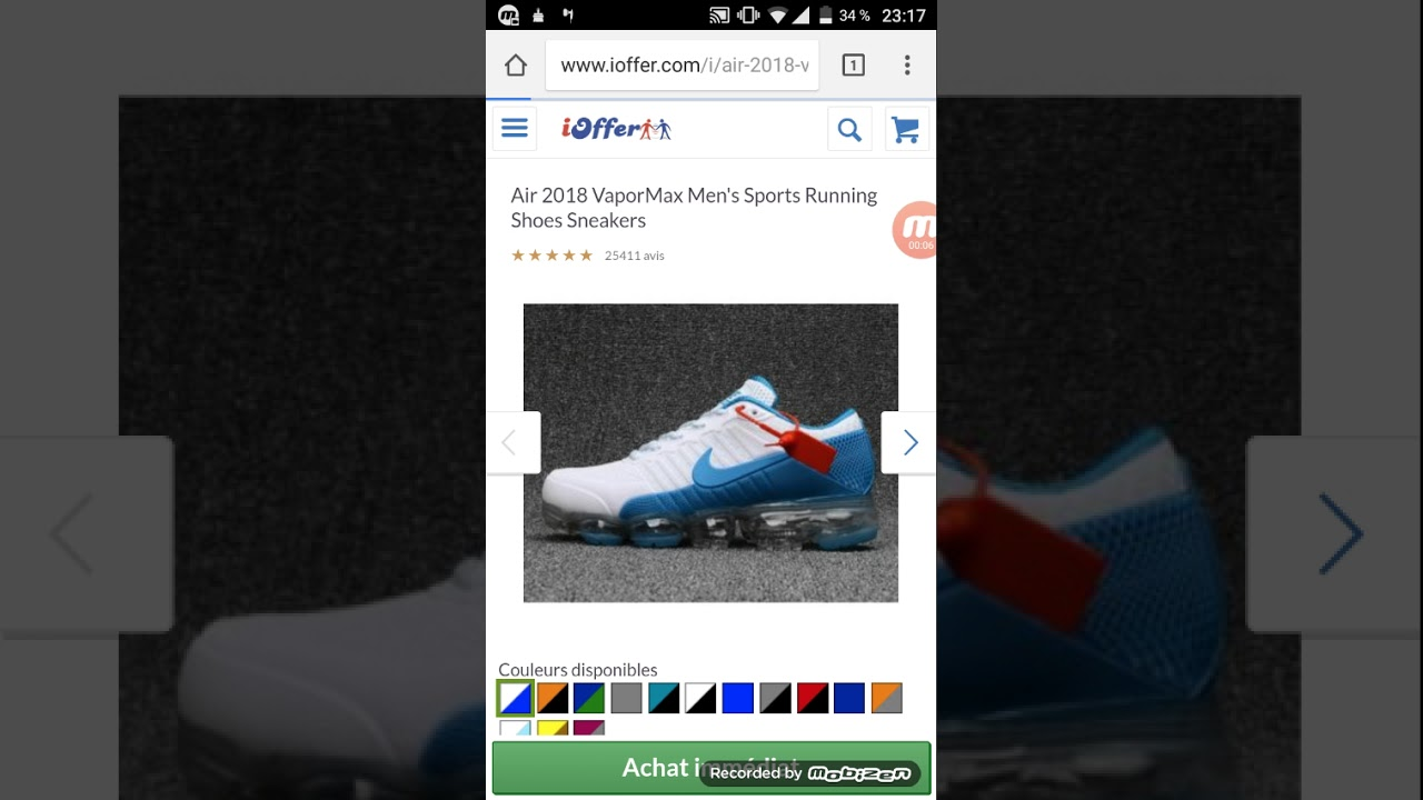 e67af82c50d Ioffer Nike Air Max 2018 Vapormax  26 - YouTube