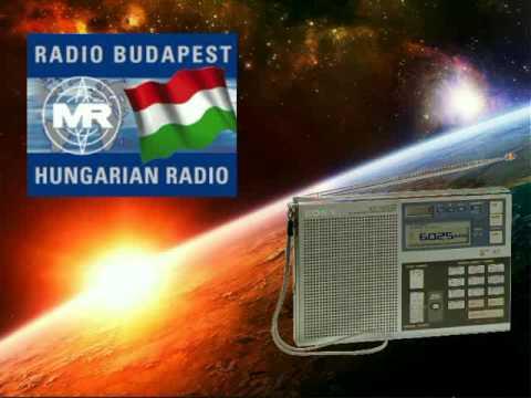 "RADIO INTERVAL SIGNALS - ""Radio Budapest"" (old)"