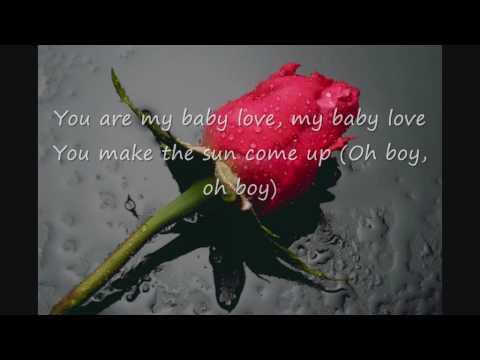 Nicole scherzinger - baby love with lyrics