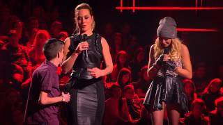 The Voice of Ireland Series 3 Battles - Jamie Hartigan Vs Laura O