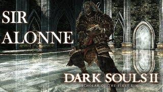 Sir Alonne Boss Fight (Tank Build) | DARK SOULS 2
