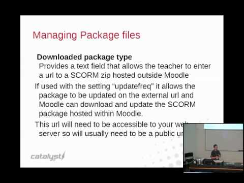 Tips and Tricks for SCORM in Moodle
