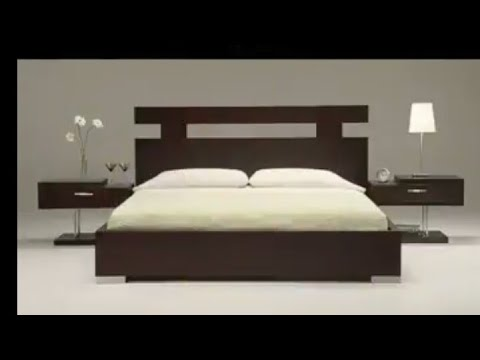 Wooden double bed ideas | Room furniture designs | Modern double bed designs|indian furniture ideas
