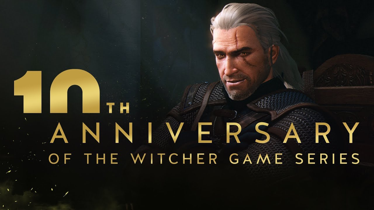 Celebrating The 10th Anniversary Of The Witcher Youtube
