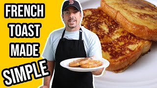How to Make Fręnch Toast for Beginners | Easy Recipe