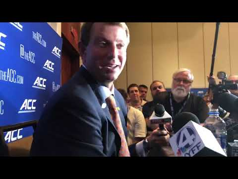 Swinney Responds To Dylan Moses Comment 'Clemson Wasn't The Better Team'