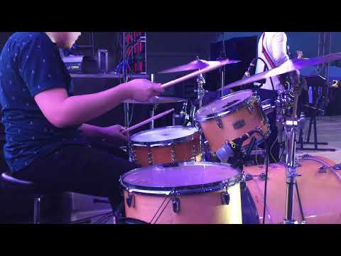 For who you are - Hillsong United (Drum Cam)