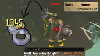 This Bot Was Rank 2, Now It Is Finally Banned.