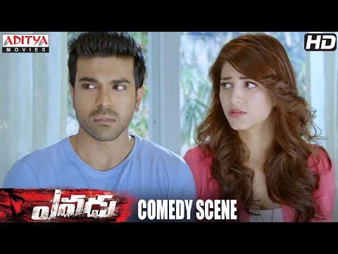 Yevadu Movie || Ram Charan & Sruthi Hasan Comedy Scene || Ram Charan, Shruthi Hasan
