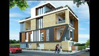 Top 100 Duplex House Designs in India | Duplex House Elevations- Plan N Design