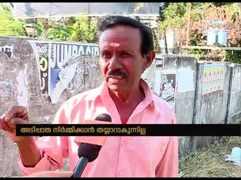 Accident rate increase in Manutti -Karukutty road