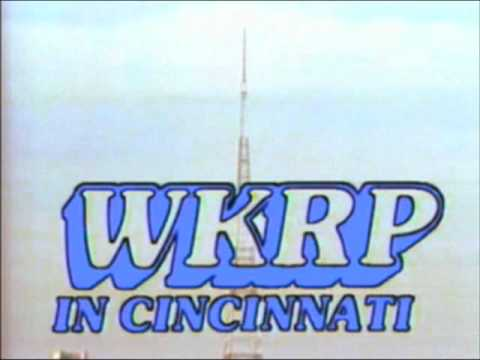 WKRP in Cincinnati Theme