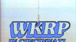 """WKRP in Cincinnati"" Intro Theme 