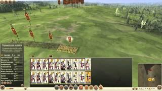 Академия Total War - выпуск 4 (управление армией в тактическом сражении в игре Total War: Rome II)