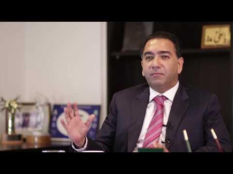 Murtaza Hashwani Chairman Hashoo Foundation & Deputy Chairman Hashoo Group