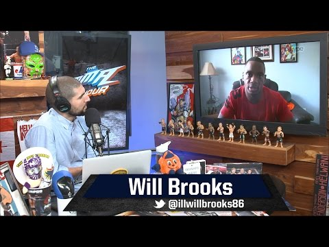 In Long Journey to UFC, Will Brooks Admits He Once Tried to End His Own Life