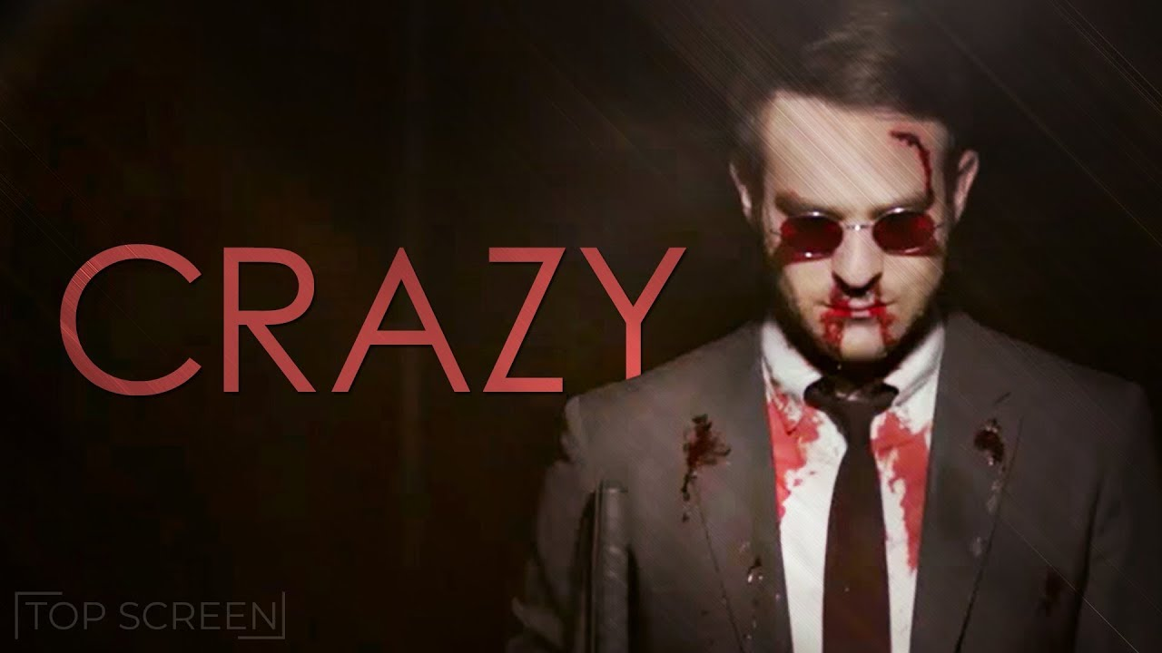Daredevil - Crazy - YouTube