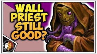Hearthstone: Is Wall Priest Still Good? - Rise Of Shadows