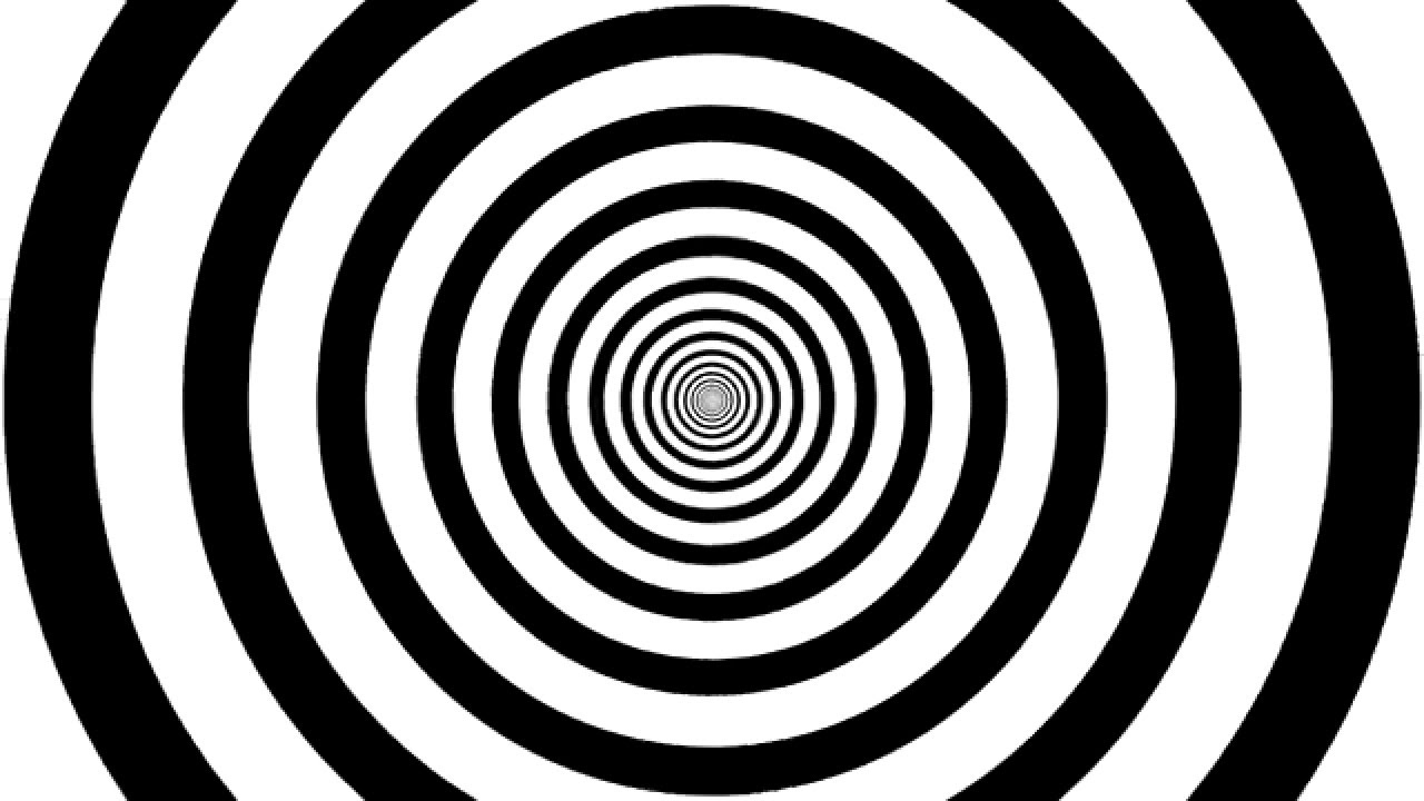 Optical Eye Trick Illusion This will make everything you