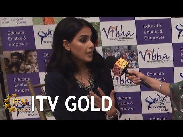 Vibha Vibe 2018 | Interview With Genelia D'Souza - Somerset NJ