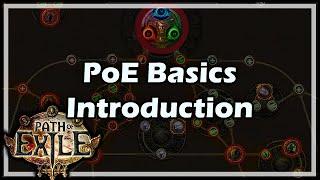 [Path of Exile] PoE Basics / Introduction