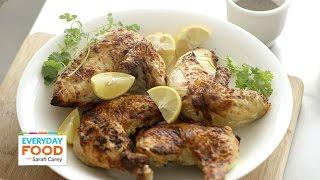 Tandoori-style Chicken - Everyday Food With Sarah Carey