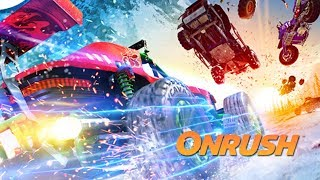 ONRUSH | FRENÉTICO - GAMEPLAY BRUTAL - RUSH DE ADRENALINA