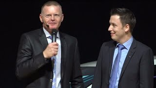 Verway AG - Powerteam Interview Live Grand Opening 9.11.2017   mit Simeon Wilhelm