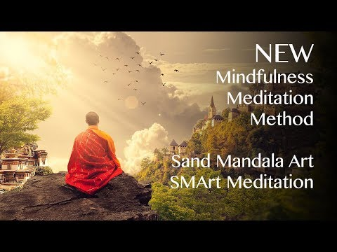 NEW: Mindfulness Meditation - Sand Mandala Art (SMArt)