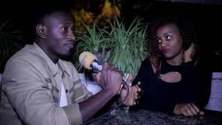 Umukobwa yigambye kugirana ibihe byiza na Bruce Melodie abantu barikanga!