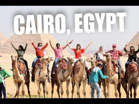 CAIRO, EGYPT VLOG