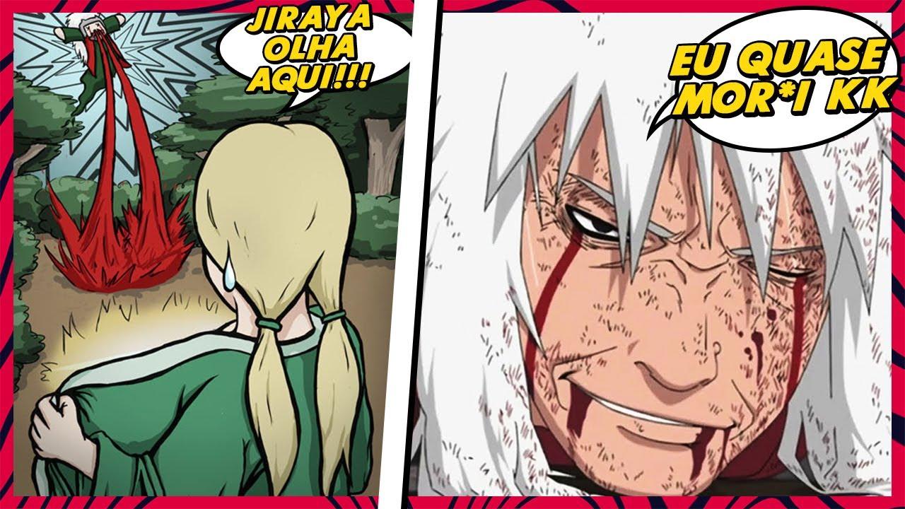 Memes de Naruto Shippuden e Boruto #48 | Memes em Imagens