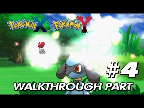 "Pokemon X & Y - Walkthrough Part 4 ""Exp. Share / Time To Train"""
