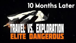 Elite Dangerous - Taking the Travel Time Out of Exploration