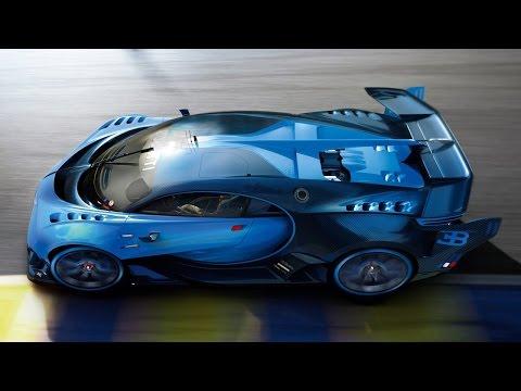 Making of the Bugatti Vision Gran Turismo