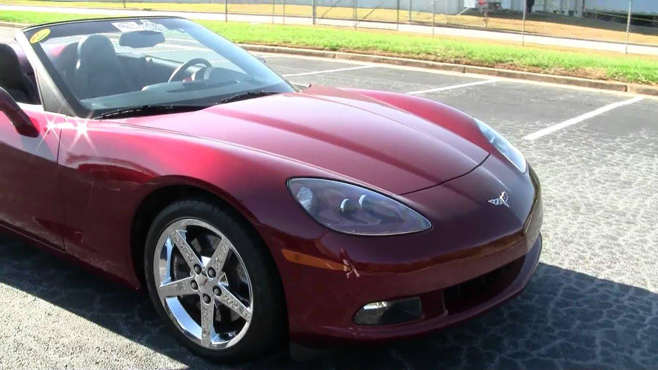 2007 corvette convertible youtube rh youtube com 2008 Corvette Convertible 2006 Corvette Convertible