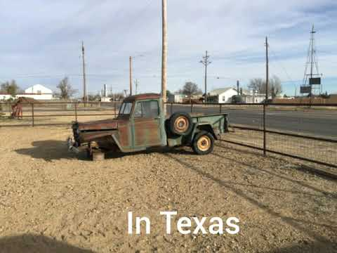 Texas willys trucks now in ohio body swap coming soon.