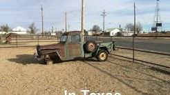 Texas willys trucks now in ohio body swap coming soon.
