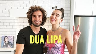 Cooking with Dua Lipa | In-a-hurry Cottage Pie