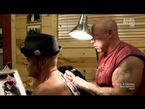 tattooed in detroit pilot