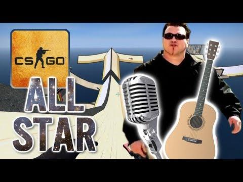 CS:GO Community Sings ALL STAR!
