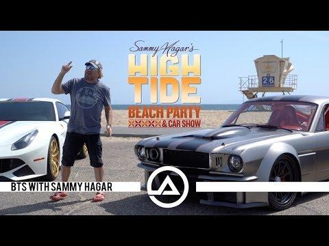 Sammy Hagar's Hightide Beach Party & Car Show October 6, 2018