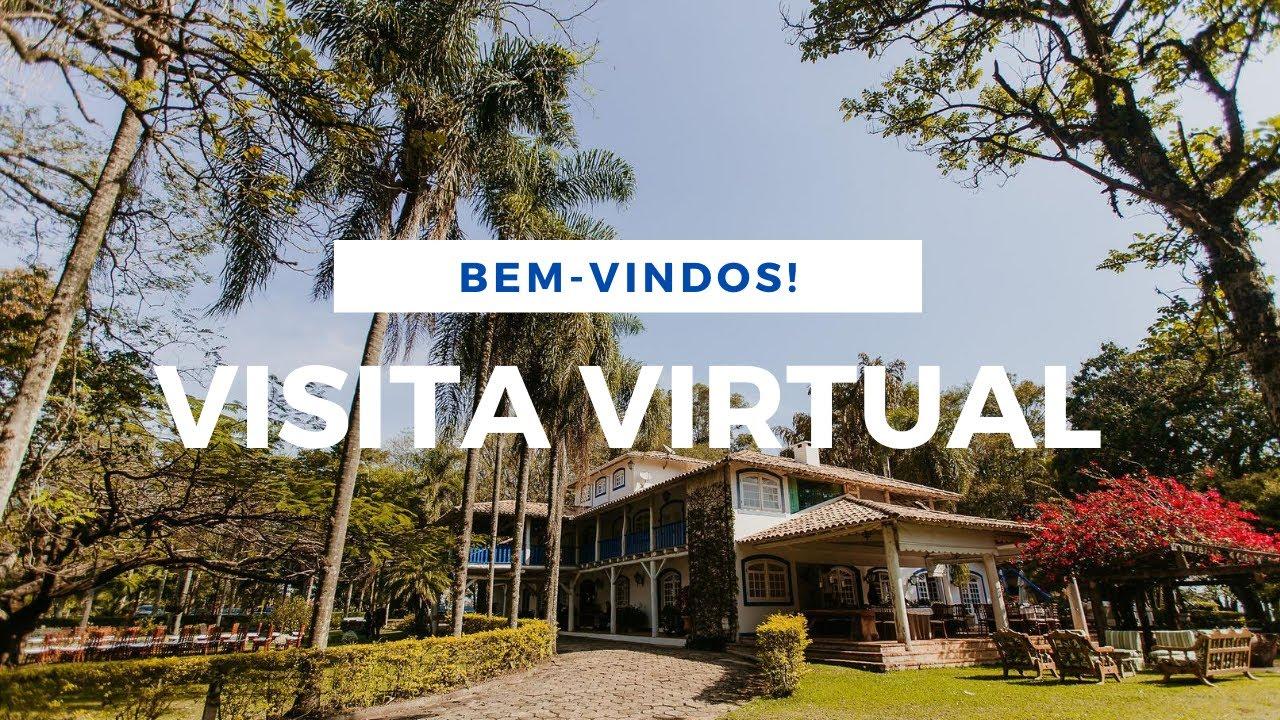 Seja bem vindo! Visita virtual na Fazenda Alvorada Eventos.