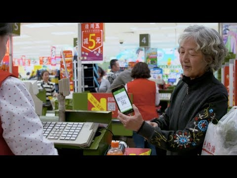 Amazing China: Mobile Payments Change Way of Life in China